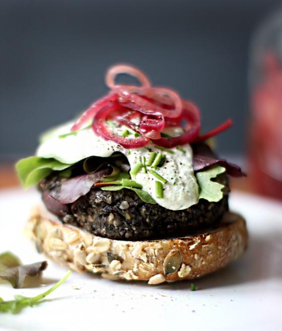 lentilburger